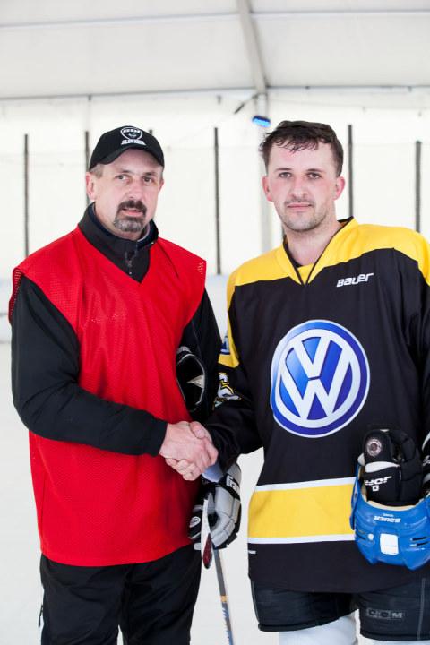 hokej Volkswagen
