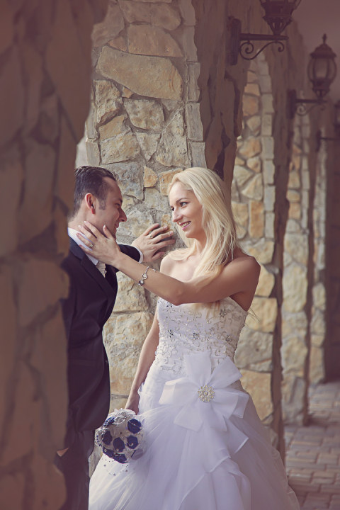 Svadba Andrea a Vincent