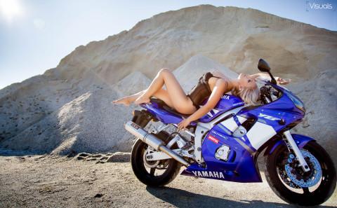 Melita + bike